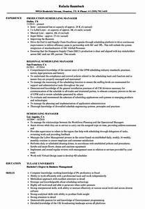 operating room scheduler sample resume write my essay With scheduling coordinator resume sample
