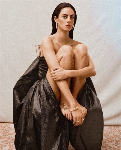 Kaya Scodelario Fappening Sexy For Vogue The Fappening