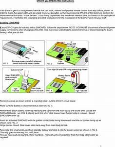 Capricorn Electronics Envoy Monitoring And Tracking Device