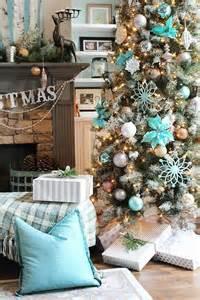 best 25 turquoise christmas ideas on pinterest