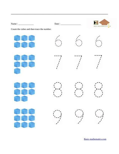 free math worksheets for preschool winter theme free
