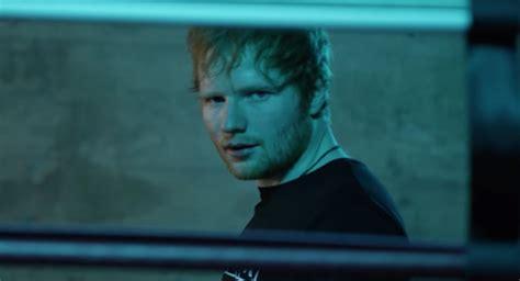Ed Sheeran Shares Athletic
