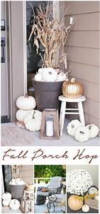 20, Amazing, Diy, Fall, Porch, Decor, Ideas, U2022, Diy, Home, Decor