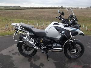 Bmw R 1200 Gs Adventure Te Lc 2014  14 Part Exchange Welcome Looks Great In White