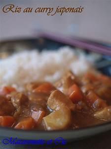 Riz Au Curry Japonais : kar raisu riz au curry la japonaise macaronette et cie ~ Nature-et-papiers.com Idées de Décoration