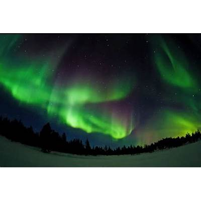 Northern Lights (Aurora Borealis)The Cheap Route