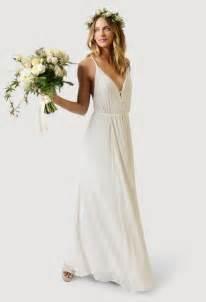boho bridesmaid dresses 20 wedding dresses for the bohemian brit co