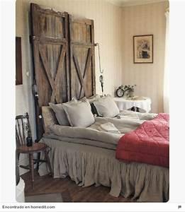 34 ideas de cabeceros de cama originales que puedes hacer tú mismo (DIY) Trucos de bricolaje