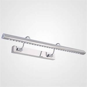 luminaire salle de bain led With eclairage salle de bain au dessus miroir