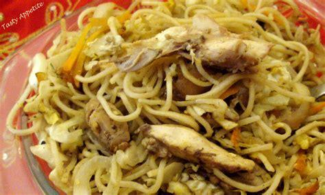 chicken noodles chicken noodles