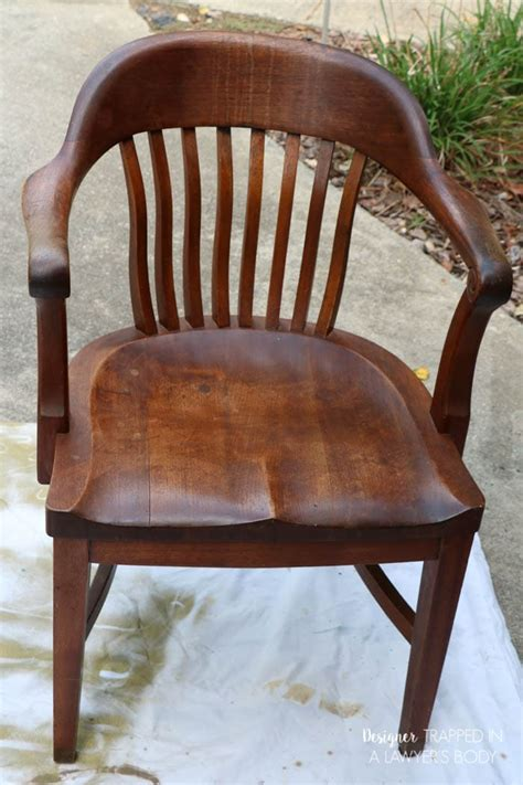 refinish furniture without stripping how to refinish wood chairs the easy way designer trapped