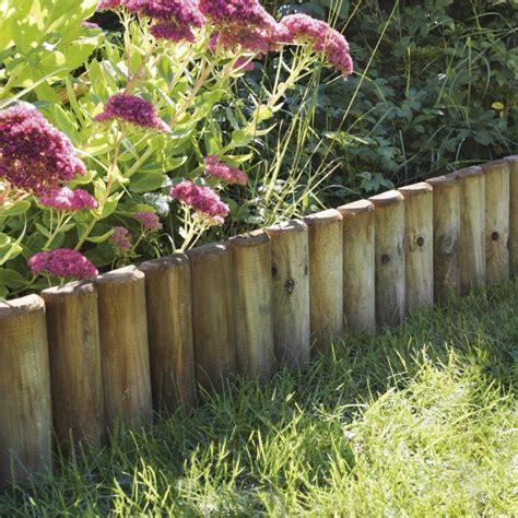 bordures de jardin en bois bordures de jardin id 233 es comment am 233 nager vos all 233 es et