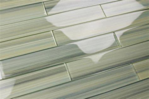 blue glass tile kitchen backsplash light green blue gray 2x12 subway glass tile for kitchen backsplash or bathroom ebay