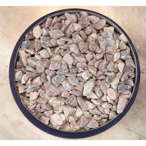 หินเกร็ดสีชมพู หินตกแต่ง หินรองพื้นตู้ปลา หินโรยหน้ากระถาง ...
