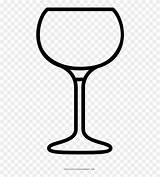 Wine Glass Coloring Clipart Webstockreview Pinclipart sketch template