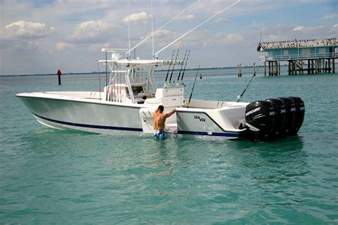Seavee Boats Service by Center Consoles 390 Model Info Seavee Boats