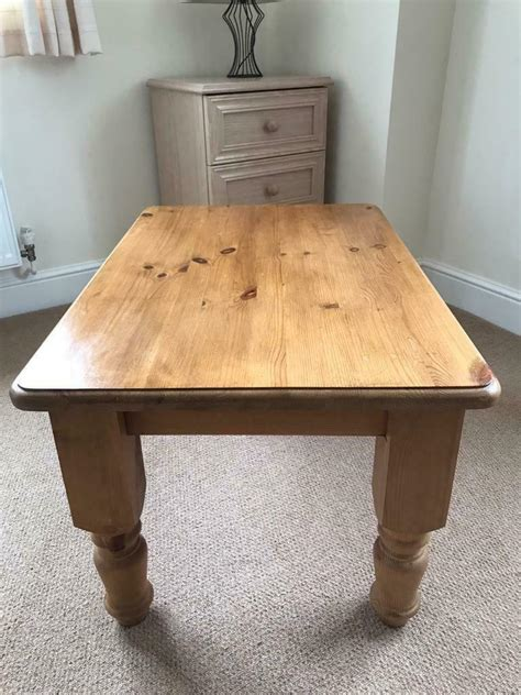 The cheapest offer starts at £15. Solid Pine Coffee Table | in Four Marks, Hampshire | Gumtree