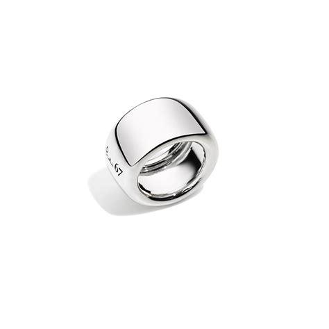 pomellato gioielli argento pomellato pomellato 67 anello fascia in argento a b228 a
