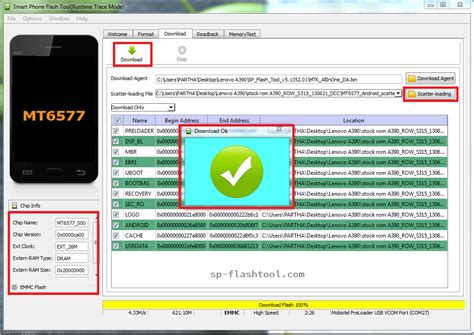 smartphone flash tool sp flash tool mtk smartphone flashtool