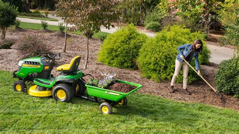 Garden Tractor by Garden Tractor Attachments To Help You Welcome