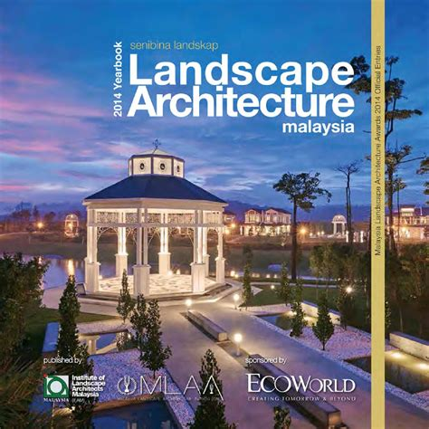 malaysia landscape architecture yearbook  issuu