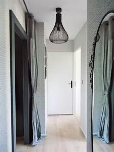 Papier Peint Pour Couloir : ides de quel papier peint pour un couloir galerie dimages ~ Melissatoandfro.com Idées de Décoration