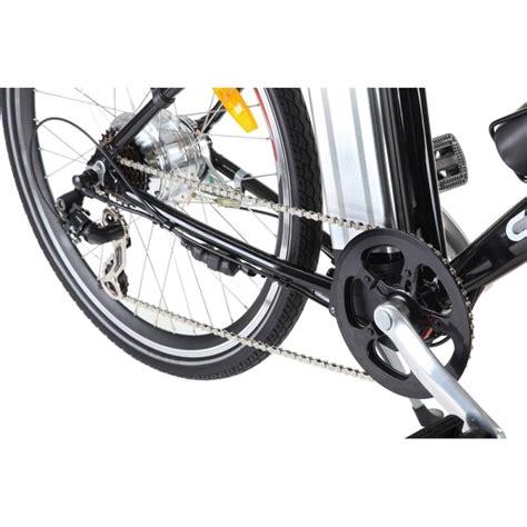 cyclamatic power  electric bike black