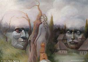 oleg shuplyak illusion painting double take 3