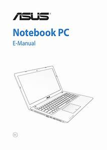 Asus Notebook Pc  E