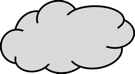 Free Cloud Clipart Clip Art Images And 8