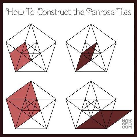 penrose tiling toilet paper 1000 ideas about penrose tiling on
