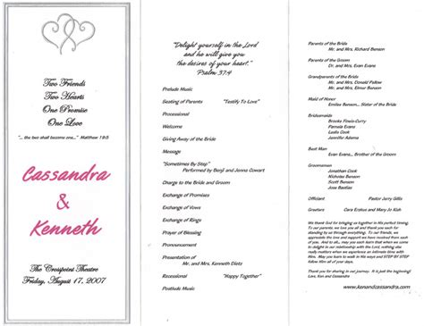 Wedding Program Examples Pinterest  Diy Wedding • #12669. Skills And Abilities For Cashier Template. Catering Invoice Template Pdf. Sample Of Cover Letter For Receptionist Template. Job Specification For Sales Assistant Template. Floor Layout Template 300514. Free Org Chart Template 095562. Sample Proposal For Sponsorship For An Event Template. S Day Card Templates