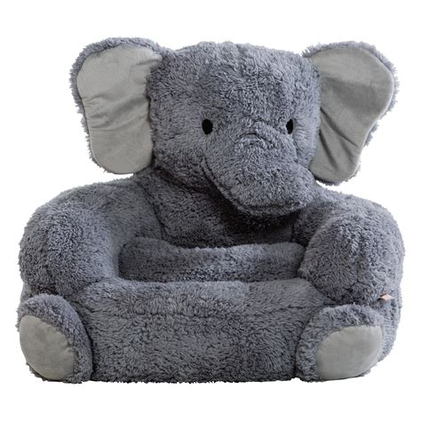 Amazon Trend Lab Children's Plush Character Chair