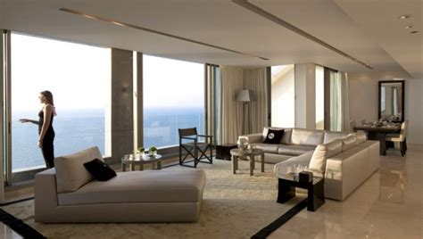 Faena House Miami Beachside Penthouse With Layers Of Luxury by Beachside Penthouse In Israel