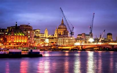 St Cathedral Pauls Thames Paul River London