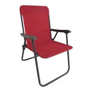 mainstays fabric folding chair red patio furniture