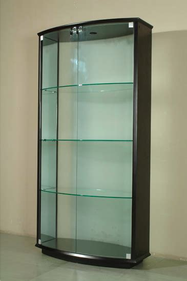 corner glass cabinet dadka modern home decor and space saving furniture for