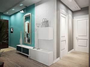Couleur Peinture Couloir : de quelle couleur peindre les portes dun couloir top comment peindre des portes dintrieur with ~ Mglfilm.com Idées de Décoration