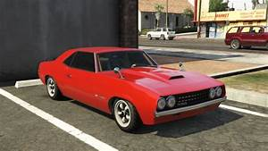 Red Declasse Vigero GTA 5 | GTA 5 Cars