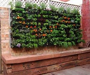 Container vegetable gardening ideas vertical vegetable for Patio container vegetable garden ideas