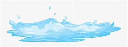 Puddle Water Clipart Transparent Clipartkey