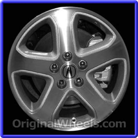 Oem 2003 Acura Tl Rims  Used Factory Wheels From