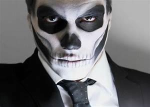 Maquillage Squelette Facile : d guisement halloween 80 id es pour un look facile de ~ Dode.kayakingforconservation.com Idées de Décoration