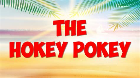 hokey pokey fun song  kids jack hartmann youtube