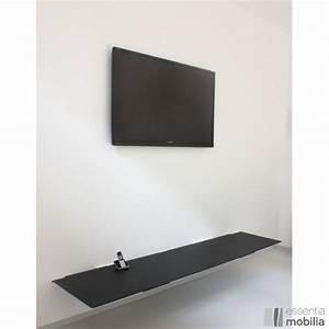 Décoration Télévision Murale : etagere murale tv id es de d coration int rieure french decor ~ Teatrodelosmanantiales.com Idées de Décoration