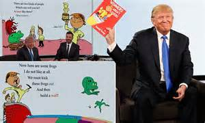 Donald Trump Book Jimmy Kimmel