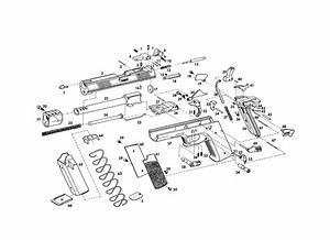 lock time glock vs 1911 spring firing pin effects gun With glock 22 diagram