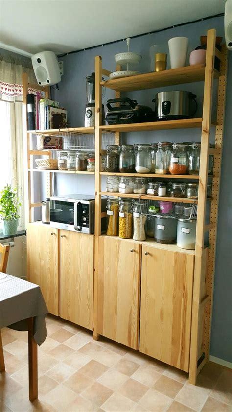 ikea ivar kitchen pantry cabinet ikea ikea kitchen