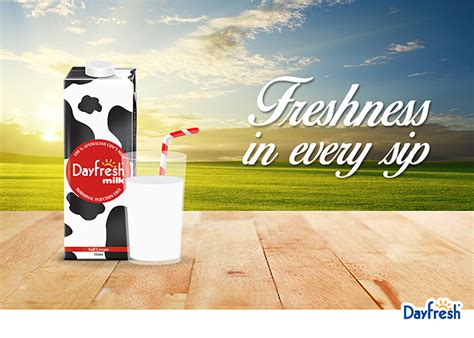Dayfresh Milk Brand  With 'no Added Preservatives