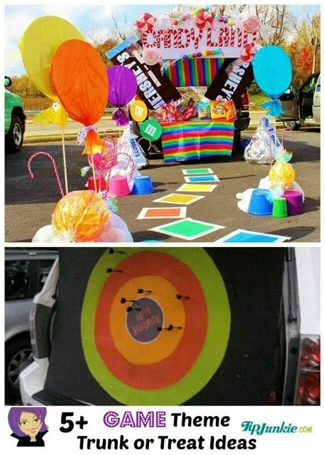 trunk or treat ideas 1000 images about trunk or treat ideas on pinterest trunk or treat nailed it and candy land